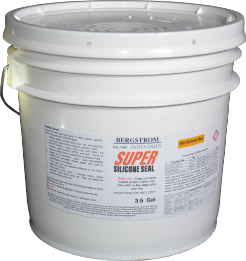 Super Silicone Seal 3.5 Gal Pail