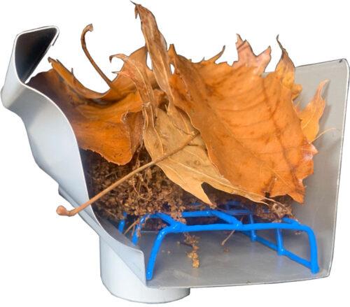 Z- Gutter Filter will not clog with debris