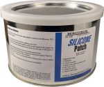 Silicone Roof Repair patch sealant